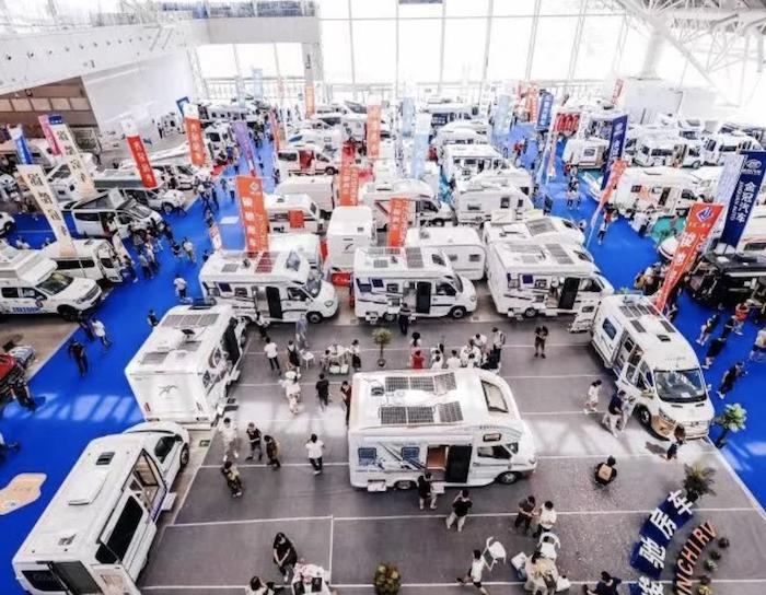 定档6月!2021中国(广东)国际房车露营展览会
