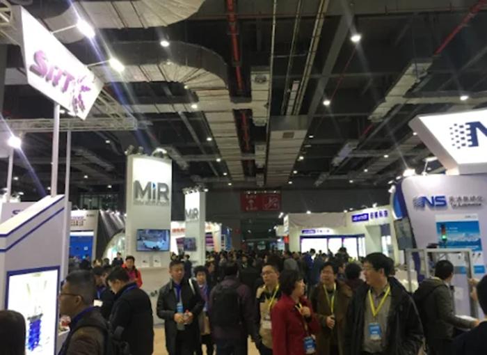 """2022中国(上海)国际嵌入式系统展紧扣""""智能让生产更高效""""的主题,与您相约上海!"""