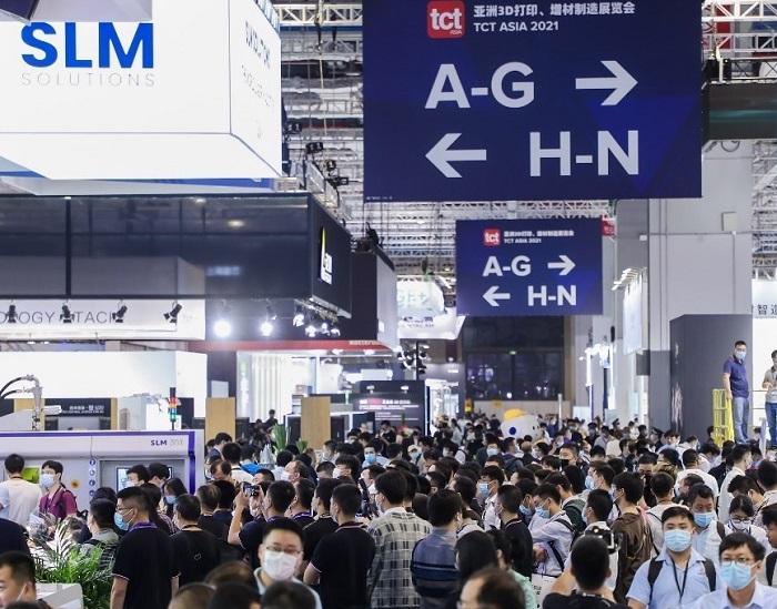 TCT亚洲展启幕,百余增材制造新品发布