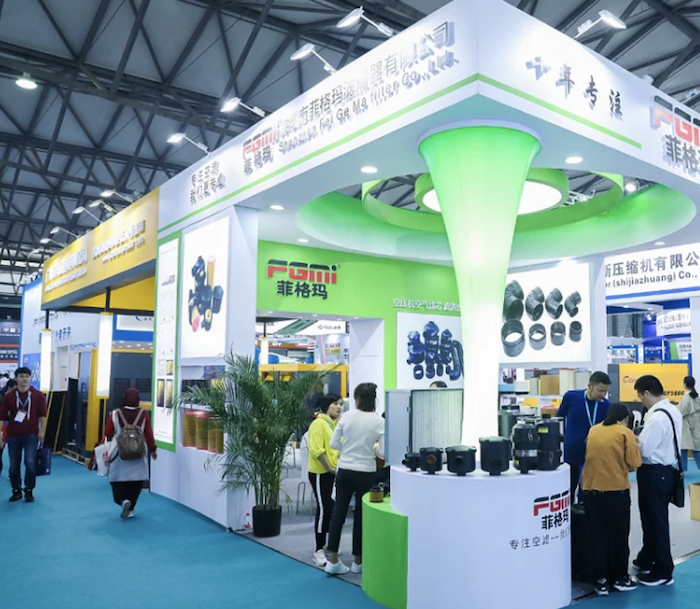 2021上海压缩机展:空气压缩机行业五大主要趋势助推行业发展持续向好